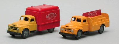 Micro Models Commercials