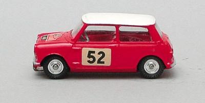 Corgi Rally Cars