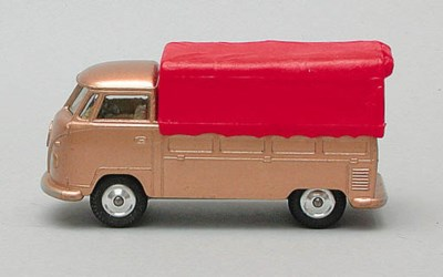 Corgi Volkswagen Delivery Vans
