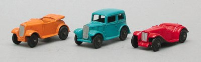 Dinky 35 Series Small Cars