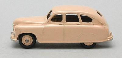 Dinky Saloon Cars