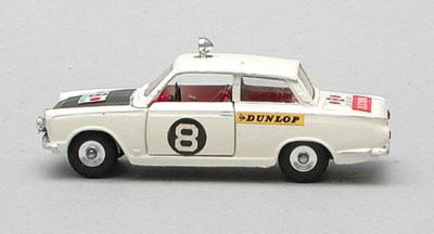 Dinky Competition Cars