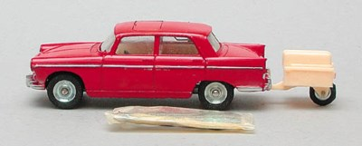 Dinky French Factory Peugeots
