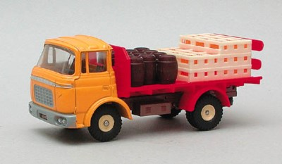 Dinky French Factory Berliet L