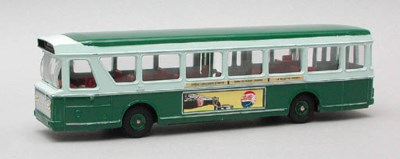 Dinky French Factory Buses