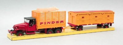Dinky French Factory 881 G.M.C