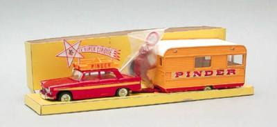 Dinky French Factory 882 Pinde