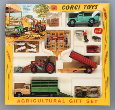 Corgi No. 5 Agricultural Gift