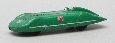 Dinky Pre-War Record Cars