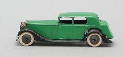 Dinky Pre-War Cars