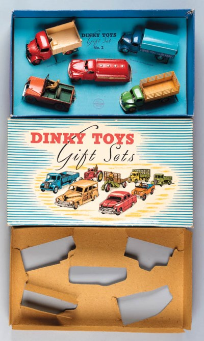 Dinky Gift Set No. 2 Commercia