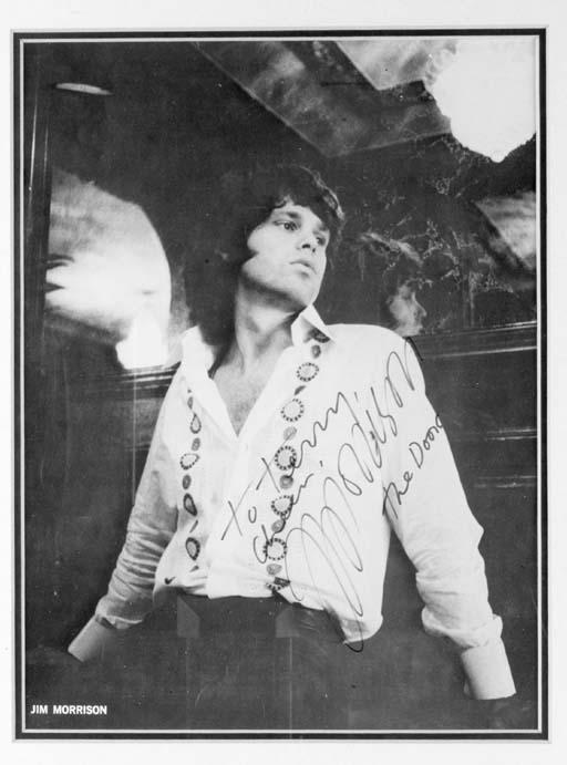 Jim Morrison/The Doors