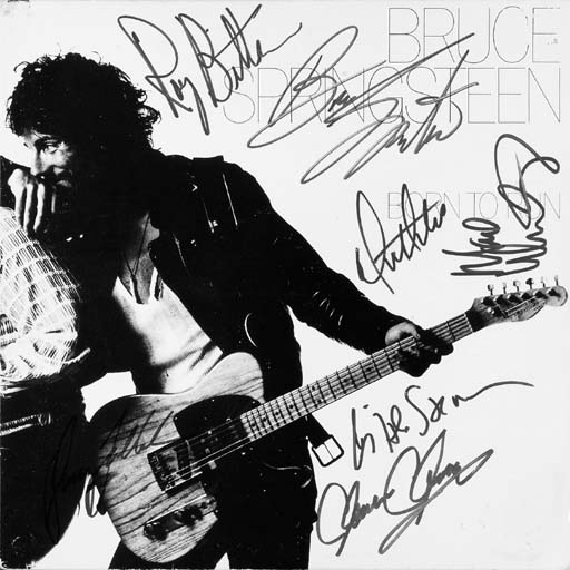 Bruce Springsteen/E Street Ban