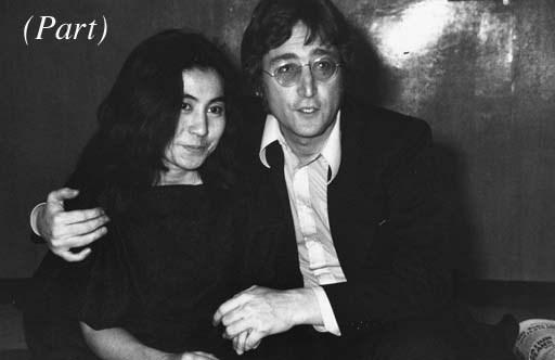 John Lennon And Yoko Ono/Paul