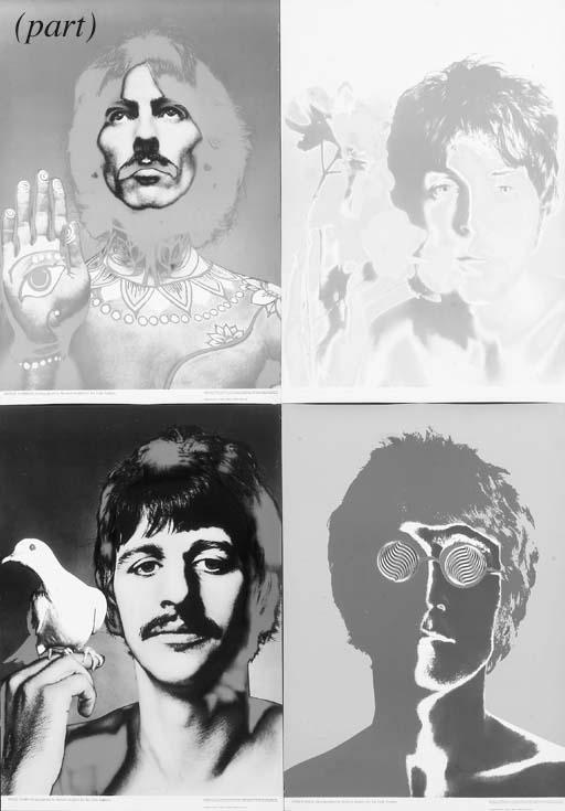 The Beatles/Richard Avedon