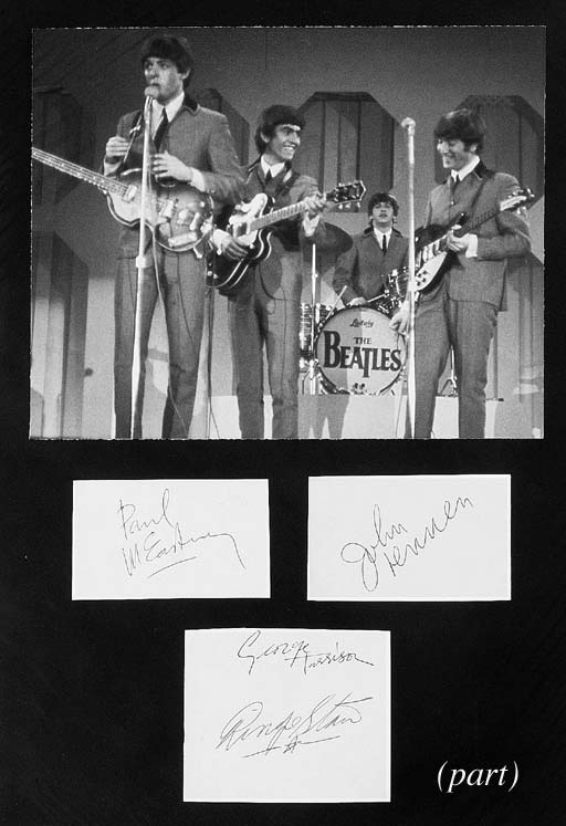 The Beatles, Brian Epstein And