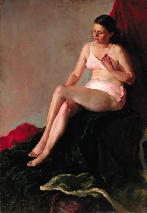 Gervasya Vartanyan (b.1927)