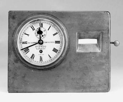 A Kosmoid Time Recorder clocki