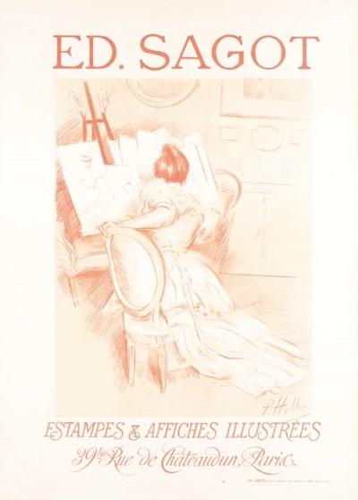 HELLEU, Paul César François (1