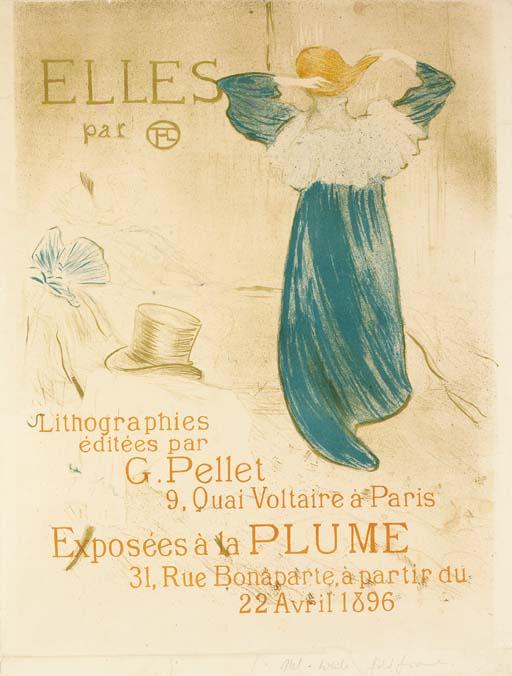 TOULOUSE-LAUTREC, Henri de (18