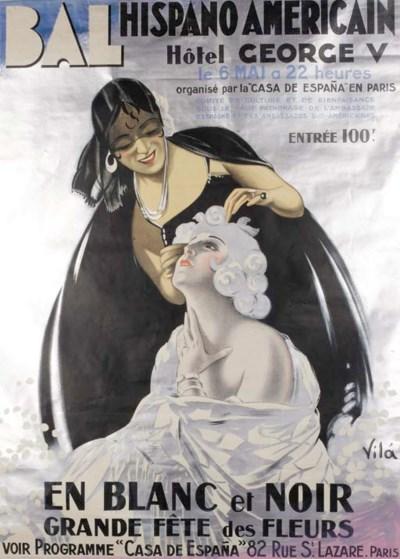 VILÁ, Emilio (1887-1967)