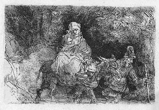 Rembrandt Harmensz.van Rijn (1