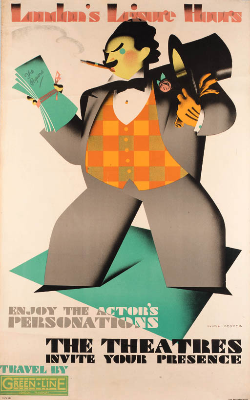 COOPER, Austin (1890-1964)
