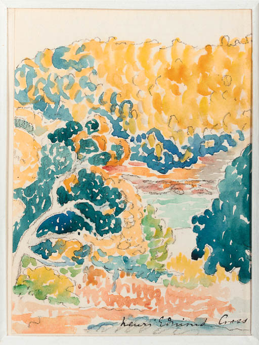 Henri Edmond Cross (French, 18