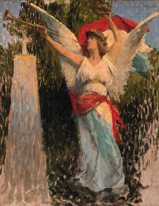 Henri Martin (French, 1860-194