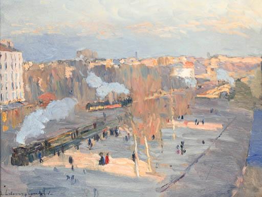 Albert Lebourg (French, 1849-1