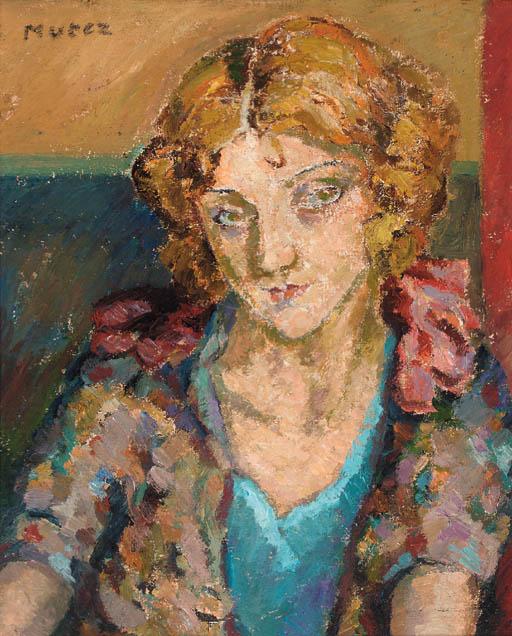 Marie Mela Muter (Polish, 1886-1967)