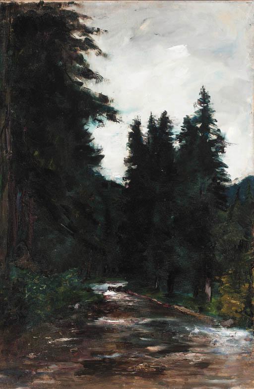 Lesser Ury (German, 1861-1931)