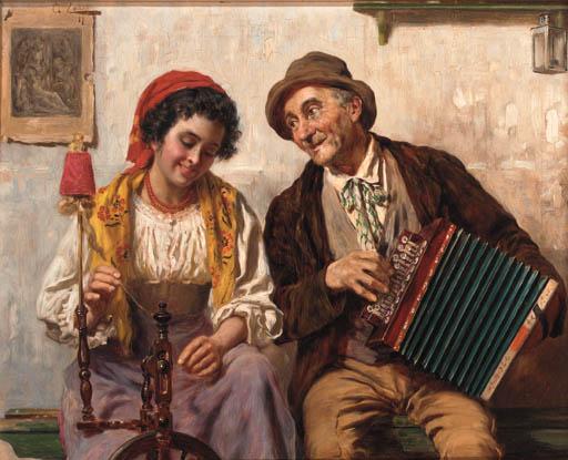 Antonio Zoppi (Italian, 1860-1