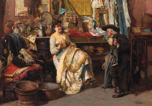 Pietro Aldi (Italian, 1852-188