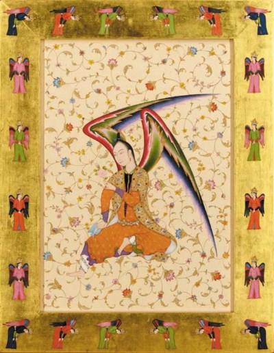SEATED ANGEL Ramesh Sharma, Ja