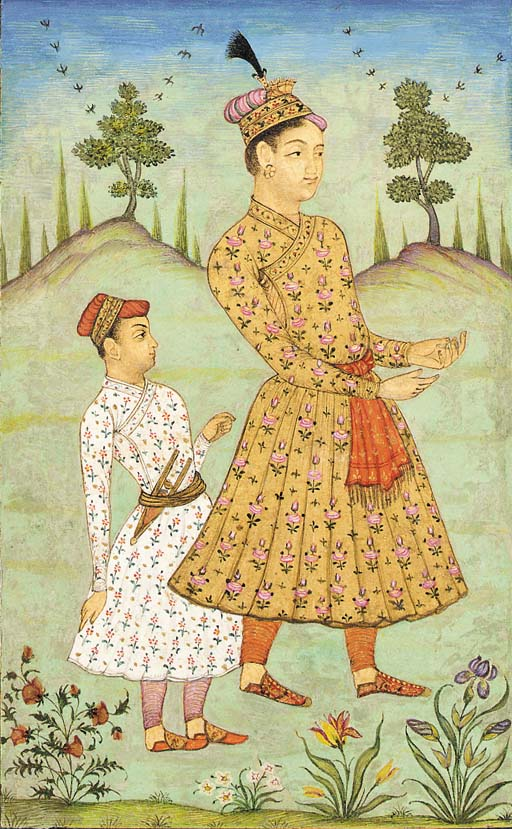 PAIR OF NOBLES Deccan, circa 1