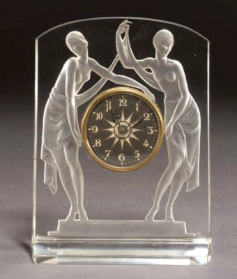 'RONDE DES HEURES' A CLEAR AND