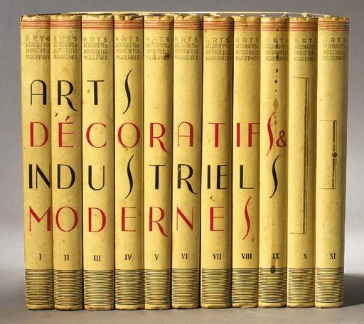 'ARTS DECORATIFS & INDUSTRIELS