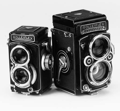 Rolleiflex 2.8F no. 2448215