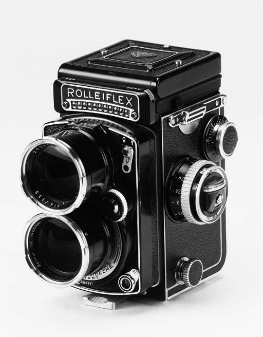 Tele-Rolleiflex no. S2303521