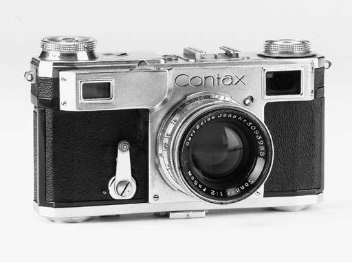 Contax II no. K61308