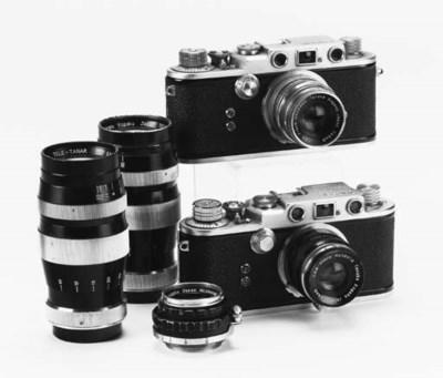 Tanack cameras and lenses