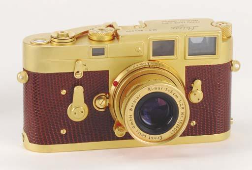 Leica M3 no. 965032