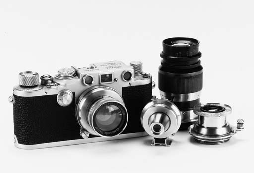Leica IIIc outfit