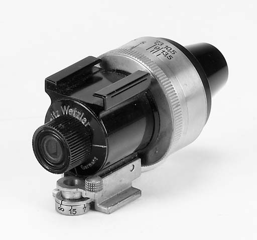 VIDOM (feet) optical finder