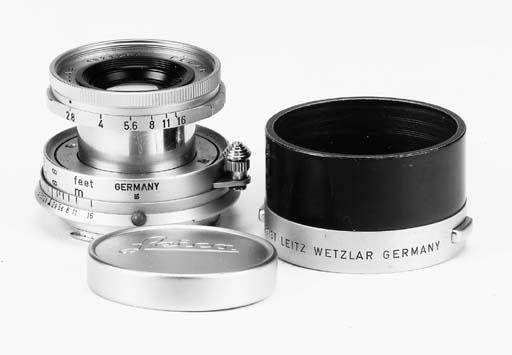 Elmar f/2.8 50mm. no. 1821264