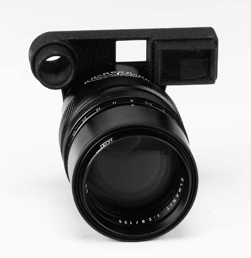Elmarit f/2.8 135mm. no. 26563