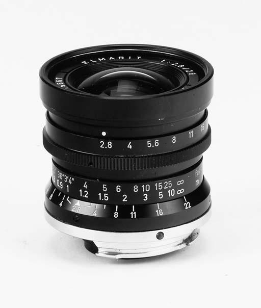 Elmarit f/2.8 28mm. no. 231566