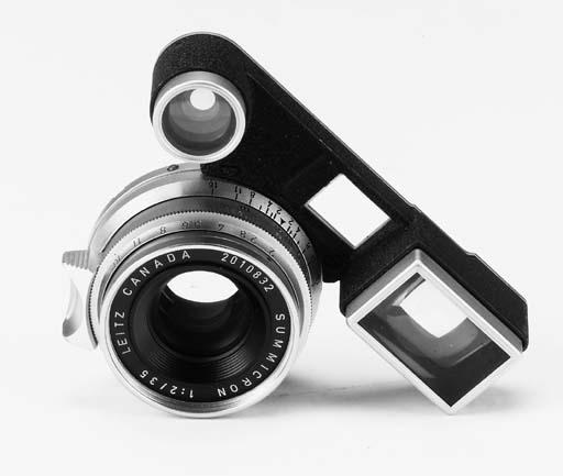 Summicron f/2 35mm. no. 201083