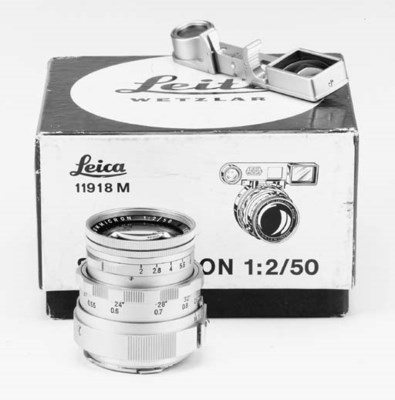 Summicron f/2 50mm. no. 211503